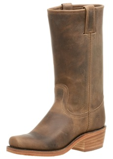 FRYE Women's Cavalry 12L Boot Tan  US