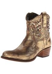 FRYE Women's Deborah Studded Western Boot   M M US