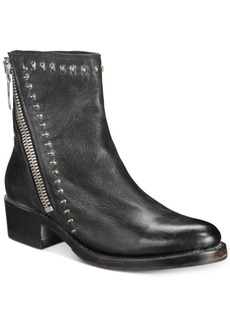 Frye Women's Demi Rebel Zip Boot Women's Shoes