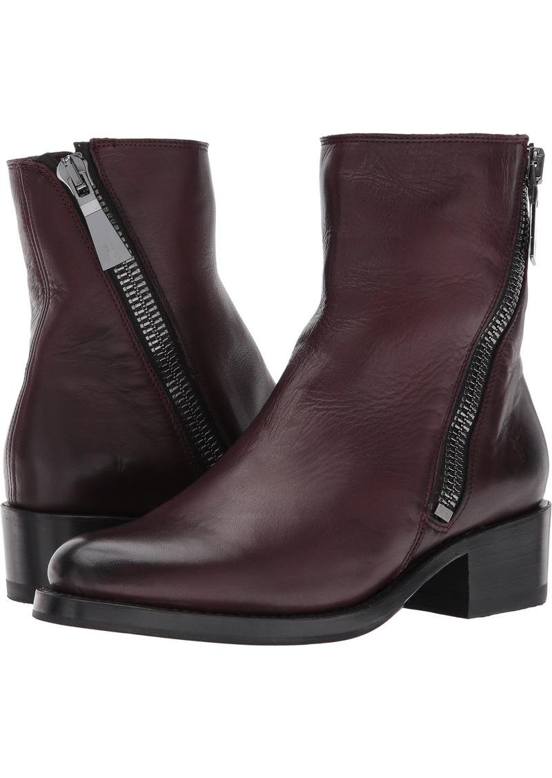 FRYE Women's Demi Zip Bootie Boot   M US