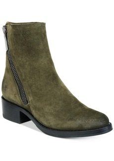 Frye Women's Demi Zip Booties Women's Shoes