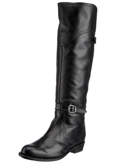 FRYE Women's Dorado Riding Boot Black Full Grain  US