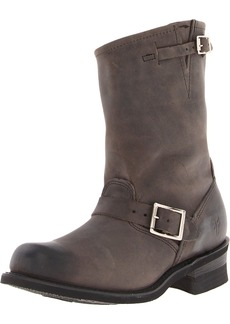 FRYE Women's Engineer 12R Boot Charcoal Old Town