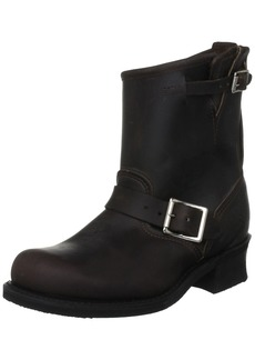 FRYE Women's Engineer 8R Ankle Boot Gaucho