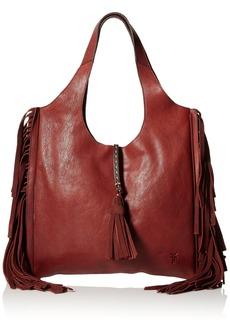 FRYE Women's Farrah Fringe Bag