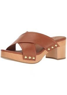 FRYE Women's Fiona Slide Platform Sandal   M US