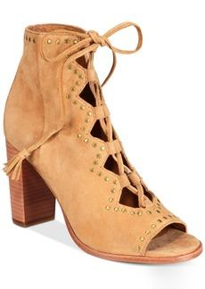 Frye Women's Gabby Ghillie Stud Booties Women's Shoes