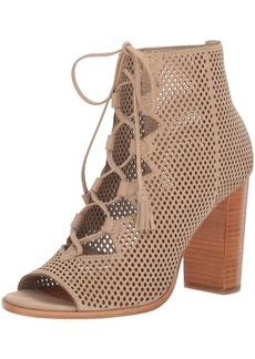 Frye Women's Gabby Perf Ghillie Dress Sandal   M US
