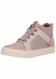FRYE Women's GIA Lug Trail Sneaker lilac multi  M US