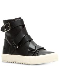 Frye Women's Gia Moto High Top Sneakers Women's Shoes