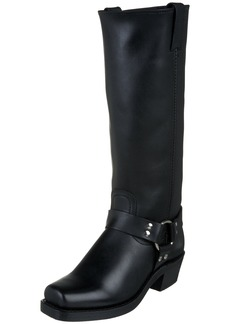 FRYE Women's Harness 15R Boot Black