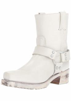 FRYE Women's Harness 8G Mid Calf Boot   M US