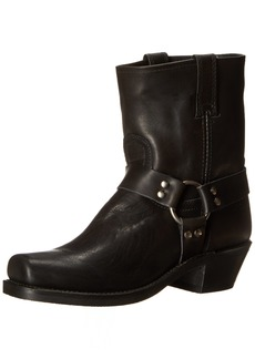 FRYE Women's Harness 8R Boot Black