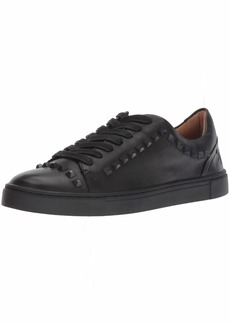 Frye Women's Ivy Deco Stud Low LACE Sneaker   M US