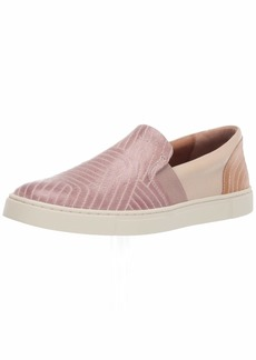 FRYE Women's Ivy Stitch Slip ON Sneaker lilac  M US