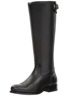FRYE Women's Jayden Buckle Back Zip Riding Boot