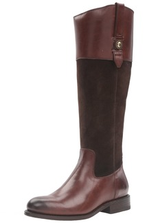 Frye Women's Jayden Button Tall Riding Boot   M US