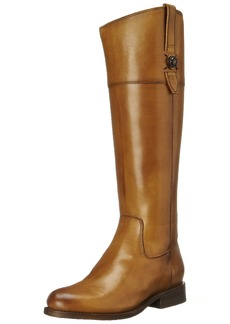 FRYE Women's Jayden Button Tall-SMVLE Riding Boot Tan  M US