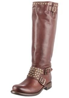 FRYE Women's Jenna Studded Tall Knee-High Boot