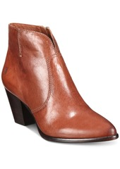 Frye Women's Jennifer Ankle Leather Booties, Created for Macy's Women's Shoes