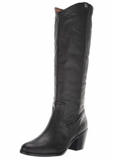 FRYE Women's Jolene Pull ON Fashion Boot black  M US