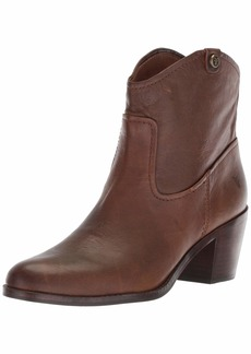 FRYE Women's Jolene Pull On Short Fashion Boot   M US