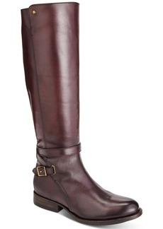 Frye Women's Jordan Strap Tall Riding Boots Women's Shoes