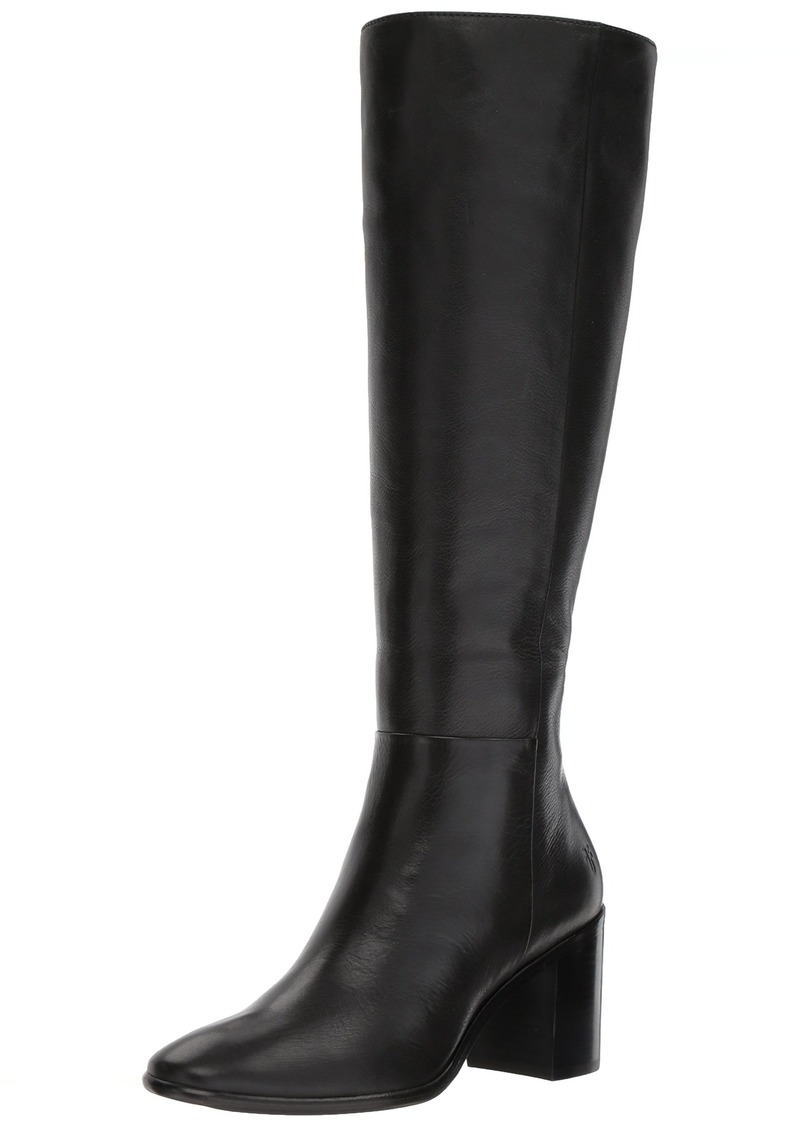 FRYE Women's Julia Tall Inside Zip Slouch Boot