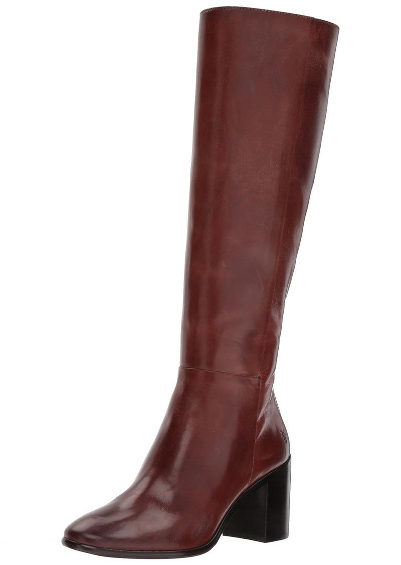 Frye Women's Julia Tall Inside Zip Slouch Boot   M US