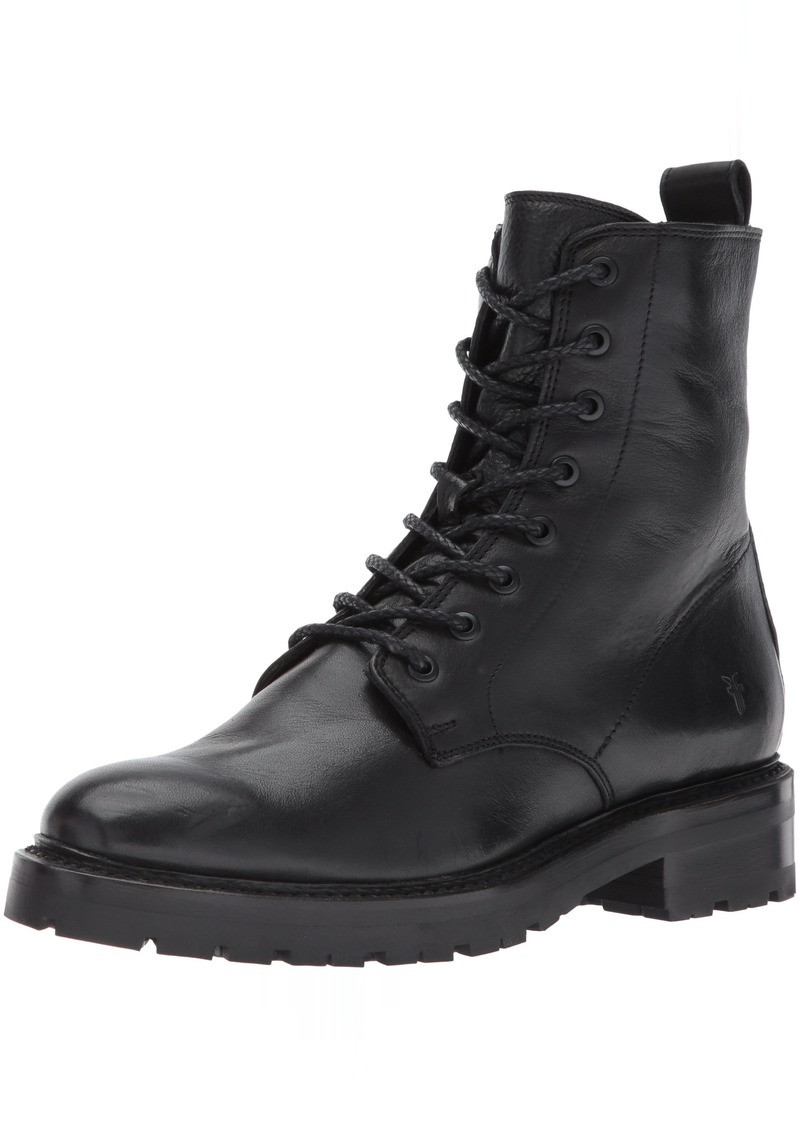FRYE Women's Julie Combat Boot   M US