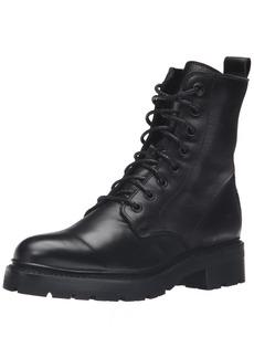 FRYE Women's Julie Combat Boot   M US
