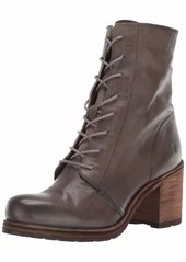 FRYE Women's Karen Combat Boot   M US