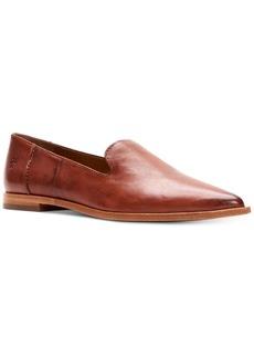Frye Women's Kenzie Venetian Smoking Flats Women's Shoes