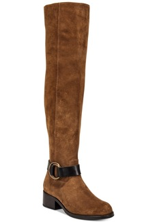 Frye Women's Kristen Harness Over-The-Knee Boots Women's Shoes