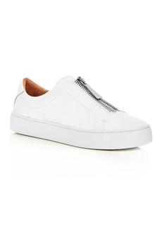 Frye Women's Lena Leather Platform Sneakers