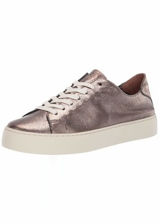 FRYE Women's Lena Low LACE Sneaker   M US