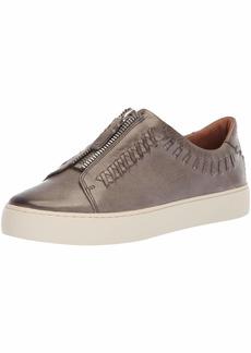 Frye Women's Lena Whip Zip Low Sneaker   M US