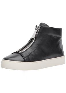 FRYE Women's Lena Zip HIGH Fashion Sneaker   M US
