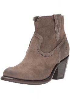 FRYE Women's Lillian Western Bootie Boot   M US
