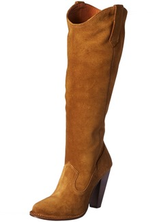 FRYE Women's Madeline Tall Western Boot   M US