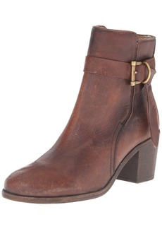 FRYE Women's Malorie Knotted Short Boot Redwood