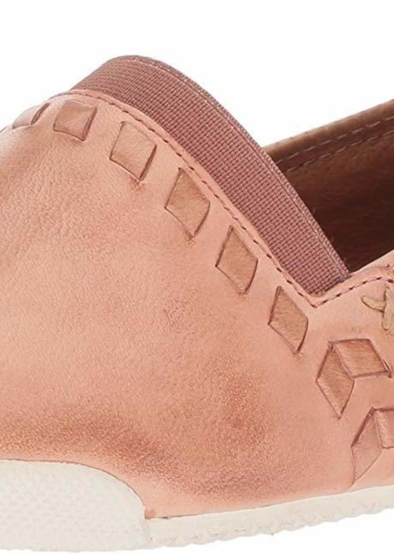 Frye Women's Melanie Whip Slip ON Sneaker   M US