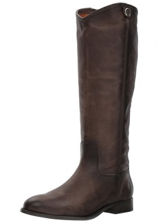 FRYE Women's Melissa Button 2 Riding Boot   M US