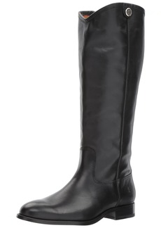 Frye Women's Melissa Button 2 Riding Boot   Medium US