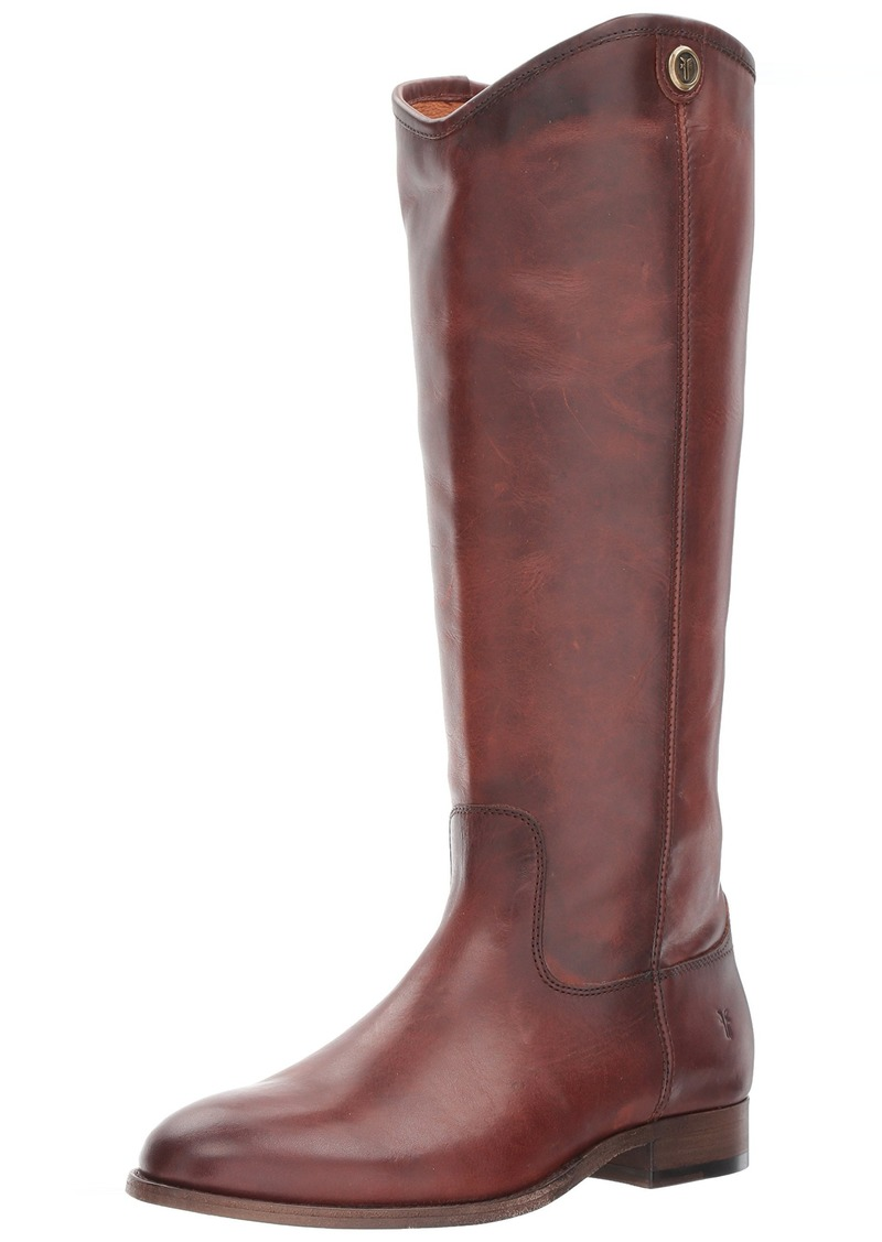 Frye Women's Melissa Button 2 Riding Boot