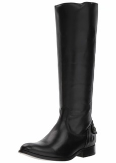 FRYE Women's Melissa Button Back Zip Boot   M US