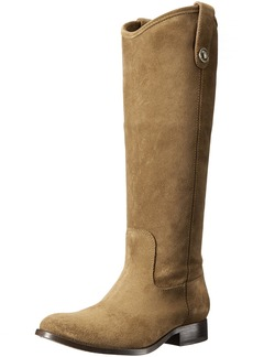 FRYE Women's Melissa Button Riding Boot   M US