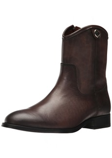 FRYE Women's Melissa Button Short 2 Boot   M US