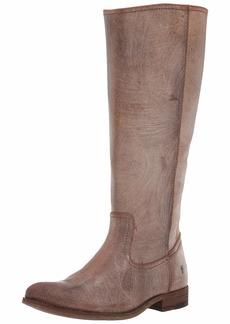 Frye Women's Melissa Inside Zip Tall Knee High Boot   M US
