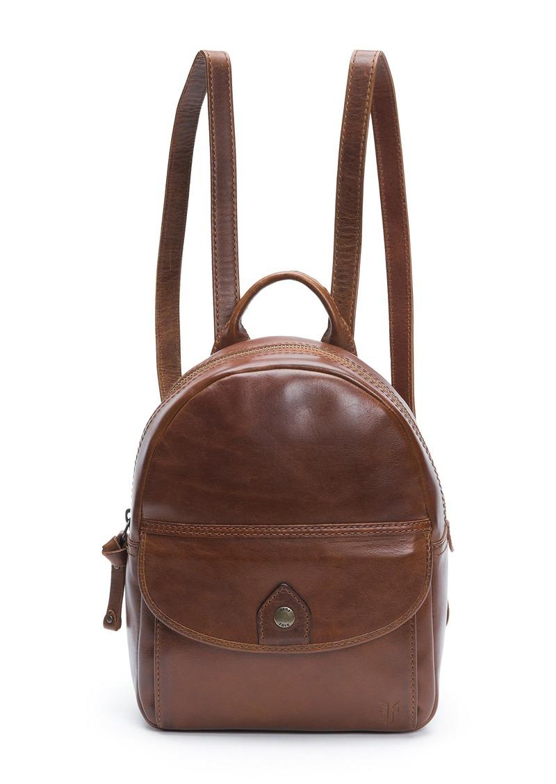 FRYE Women's Melissa Mini Leather Backpack